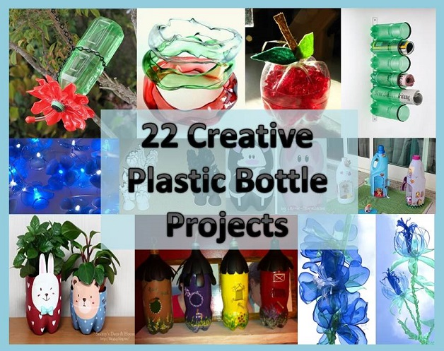 Craft Home And Garden Ideas 22 Creative Plastic Bottle