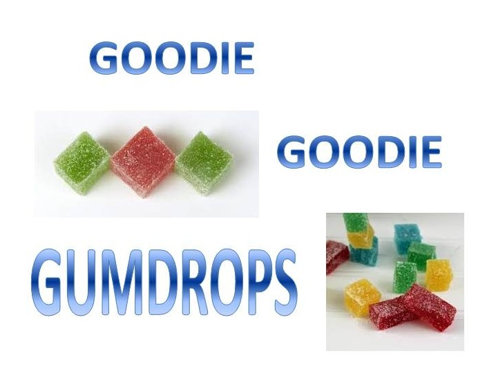 a picture of some gumdrop candies